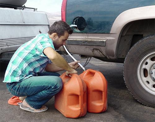 Автомобильное топливо – лакомый кусок